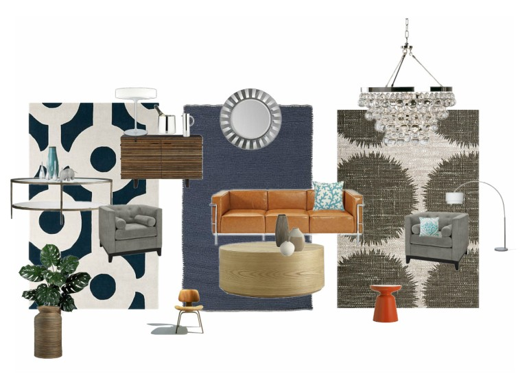 OB-Living Room Moodboard
