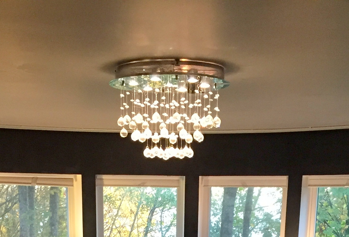 Wishing For Master Closet Chandelier Building Style