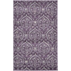 Damask-Purple-Area-Rug-UNLO1625