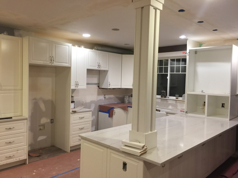 2 Sneak Peeks: Katie\'s Remodel & Our Mudroom Progress – Building Style